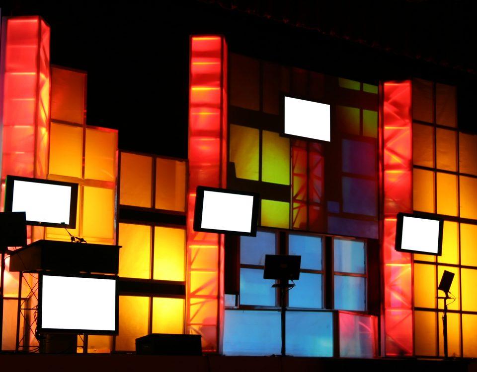 Ekrany LED - Bandy LED - Telebimy - Wynajem ekranów LED - Investtech