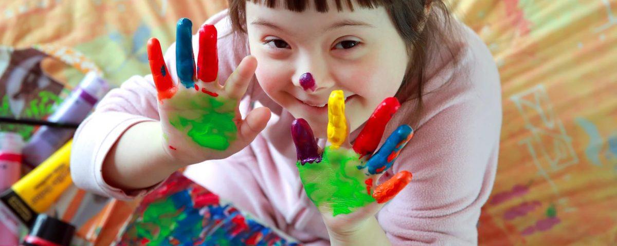 Malowanie bawialni i sal zabaw dla dzieci